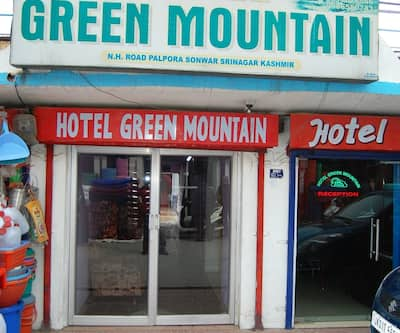 Hotel Green Mountain,Srinagar